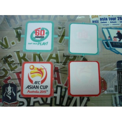 Official AFC ASIA CUP 2015 + 60 MINUTES + Champions 2011 Patches