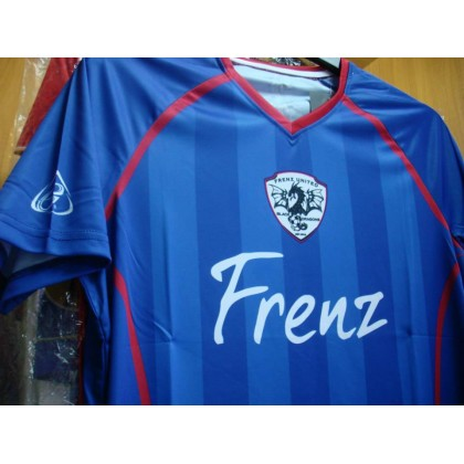 PLAYER ISSUE FRENZ UNITED Home 2015 SS  Jersey