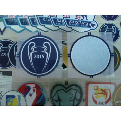 OFFICIAL Barcelona UCL CHAMPIONS 2015 patch