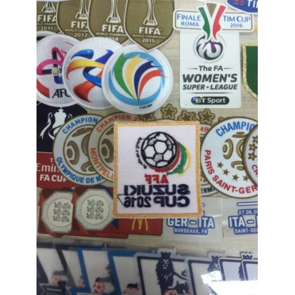 Official AFF Suzuki Cup GOLD 2016 Thailand Patch