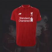 NEW BALANCE Liverpool Home 2018-19 STADIUM  Jersey