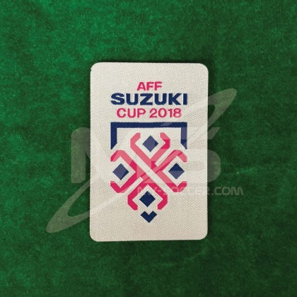 Official AFF Suzuki Cup 2018 Patch