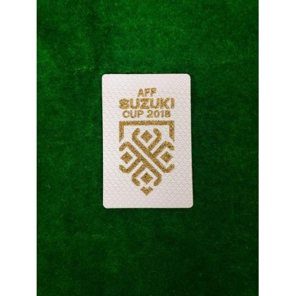Official AFF Suzuki Cup 2018 GOLD THAILAND FA Patch