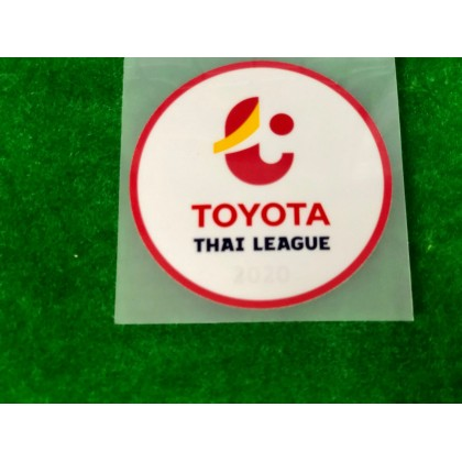 OFFICIAL PLAYER ISSUE TOYOTA THAI LEAGUE 1 2020 Patch