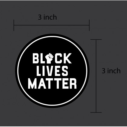 BLACK LIVES MATTER + NHS Reproduction Patches (First version)