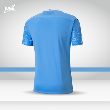 AUTHENTIC PUMA Manchester City FC Home 2020-21 PLAYER Jersey