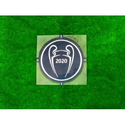 Official FC BAYERN UEFA UCL CHAMPIONS 2020 SENSCILIA Patch