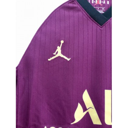 JORDAN X PARIS SAINT GERMAIN PSG 3rd 2020-21 Stadium Jersey