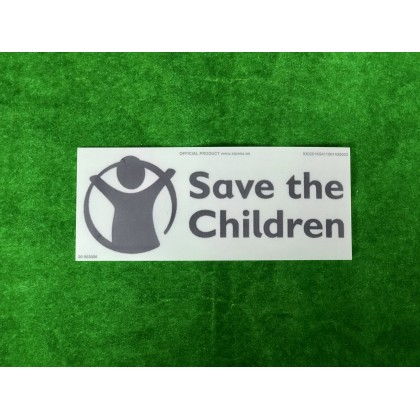 Official Atletico Madrid 3rd UCL SAVE THE CHILDREN 2020-21 Sponsor PRINT
