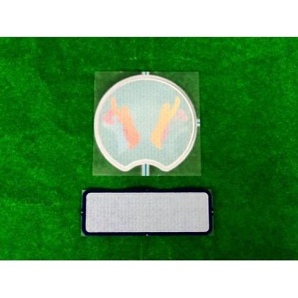 Official Player Issue UEFA EURO 2020 Patches